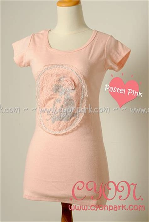 Kaos Wanita Preloved Warna Pink All Size Fit To L new collections korea pastel t shirt butik shop