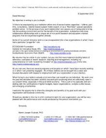 application letter sle cover letter sle for ngo