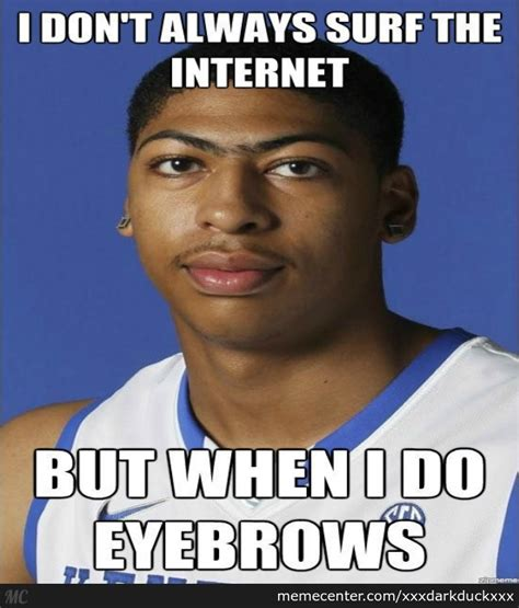 Eyebrows Internet Meme - eyebrows by xxxdarkduckxxx meme center