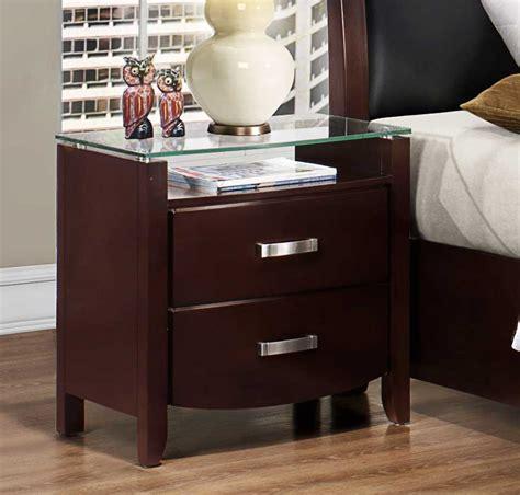 espresso nightstands shop prepac furniture fremont espresso nightstand  lowes sauder