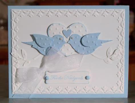 Handmade Marriage Cards - stin up teeny tiny wishes handmade wedding whimsyart