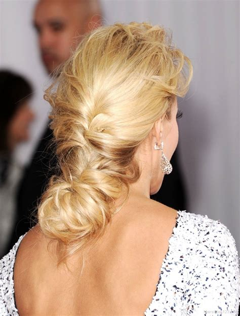 hairstyles homecoming updos beautiful prom blonde braided hairstyle