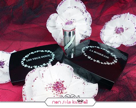 Ombre Absolue Eyeshadow C50 strawberry and roses roseraie des d 233 lices in by lanc 244 me 164 non kawaii