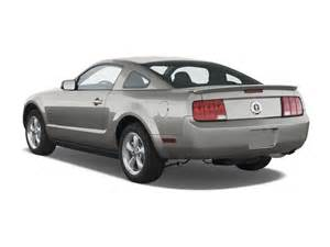 Ford Mustang 2008 2008 Ford Mustang Reviews And Rating Motor Trend