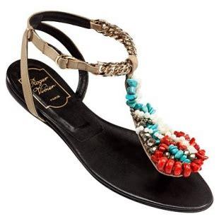 Fab Find Roger Vivier Roll Plaid Sandals by Roger Vivier 2013 Shoes