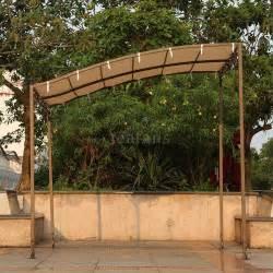 Metal Gazebo 2 5 X 2 5m by 3 2 5 2 5m Metal Patio Garden Wall Gazebo Canopy Awning