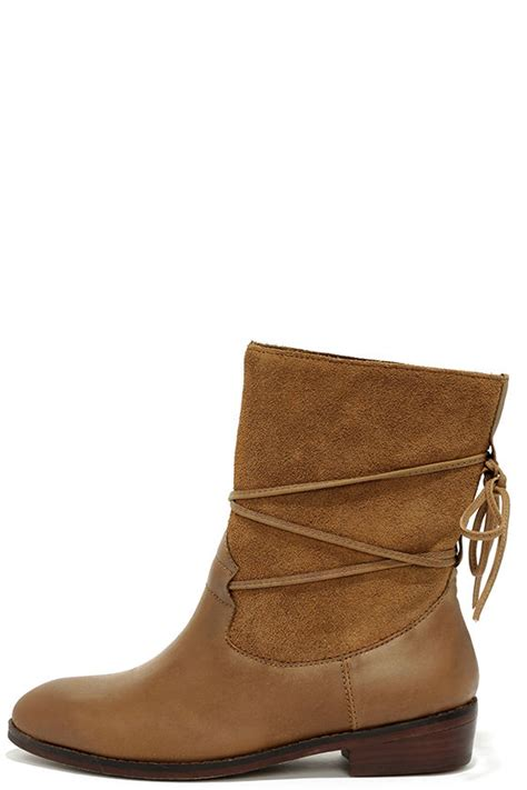 leather boots flat boots mid calf boots 139 00