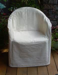 Couch And Chair Slipcovers Hemp Cotton Slipcover For Outdoor Plastic Chair