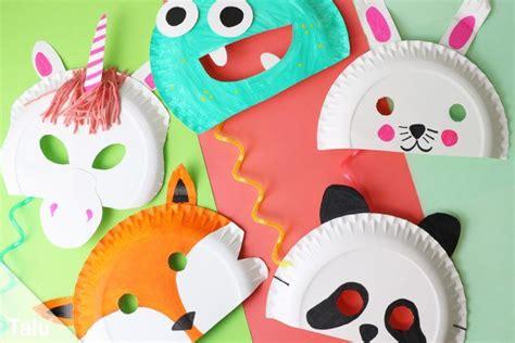 Masken Basteln Kindergarten by Faschingsmasken Basteln Anleitung Kindermasken Aus