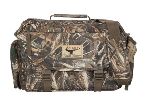 floating pit avery floating pit bag realtree max 5 camo mpn 01621