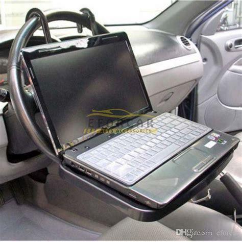 Sale Meja Laptop Portable Laptop Desk Portable car laptop desk steering wheel tray for work brand