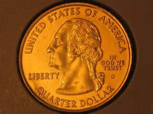 colored quarters gold colored quarter coin community forum