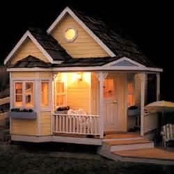 Backyard Treehouse Designs Mini Mansion Luxury Playhouse