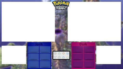video op layout pokemon diamond and pearl randomizer co op layout by
