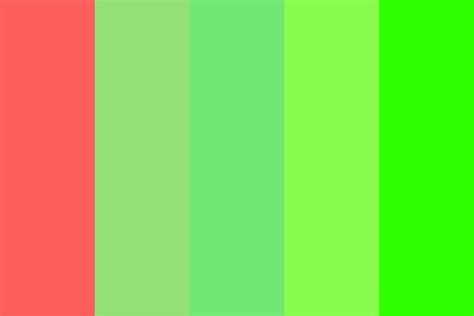 watermelon color color palette