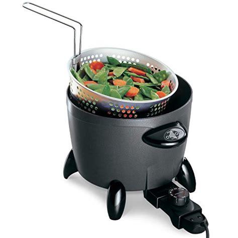Electric Multi Cooker Aowa presto 06003 options electric multi cooker steamer