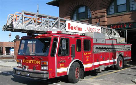 Boston Cab Detox by Before After Massfiretrucks