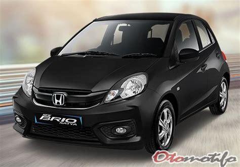 Alarm Untuk Brio harga honda brio 2018 review spesifikasi gambar otomotifo