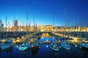 visite de la barceloneta et du port olympique de barcelone