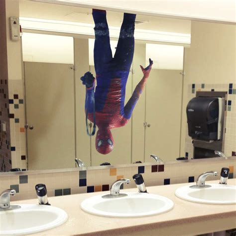 Selfie Bathroom by Spider S Bathroom Selfie Webspinas