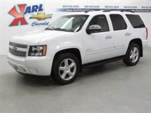 Chevrolet Tahoe Used Chevy Tahoe Used Autos Post