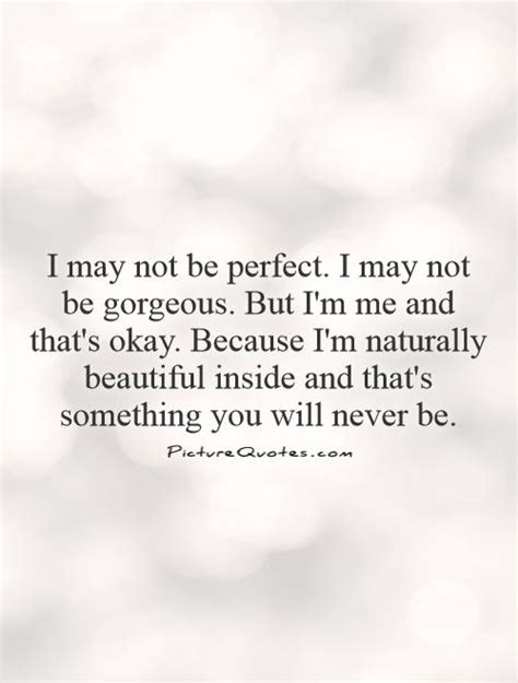 Because Is Not Pretty by May Not Be Beautiful Quotes Quotesgram