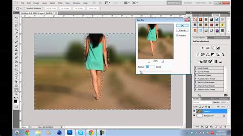 tutorial edit photoshop youtube photoshop blur background tutorial by streetydzn youtube