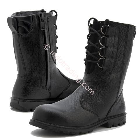 Sepatu Boot Pemadam Kebakaran jual sepatu safety merk cheetah tipe 2207h harga murah