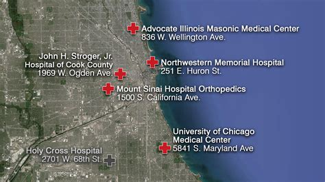 Closest Emergency Room To Location by Of Chicago Answers Calls For Hyde Park