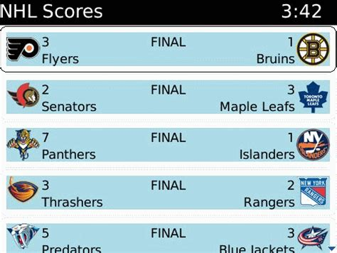 hockey ringtones for