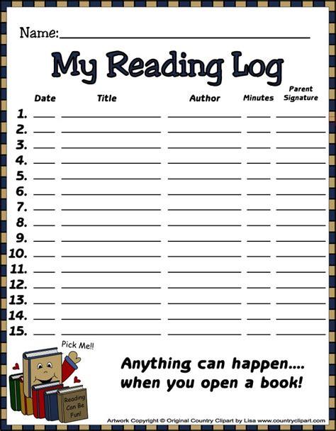 home reading log ideas pinterest