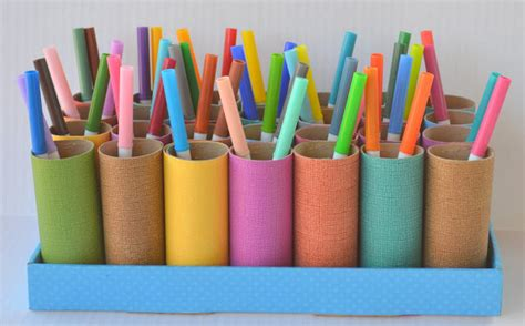 pen organizer recycled pen organizer family crafts