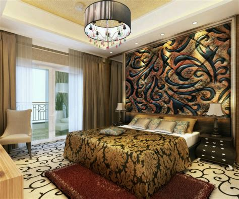 Modern Beautiful Bedrooms Interior Decoration Designs Beautiful Bedrooms Designs