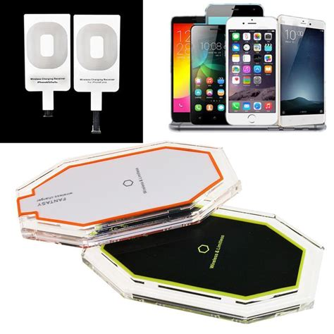 Promo Tc Charger Iphone5 5s 6 6s 6 Iphone6 Original 100 Mu new 3 induction coil qi wireless charger charging pad with
