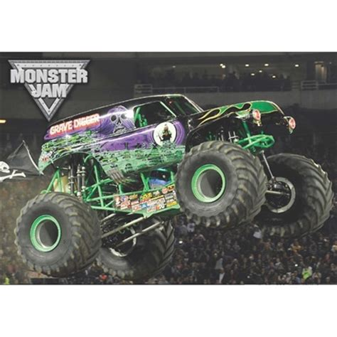 grave digger truck bedding jam grave digger pillowcase