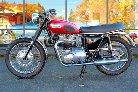 1968 triumph bonneville ebay