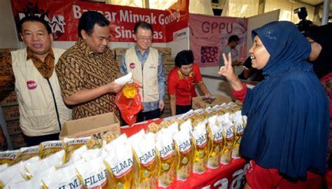 Minyak Goreng Curah Hari Ini maret minyak goreng curah dilarang beredar nasional