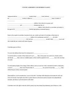 Sle Custody Agreement by Custody Agreement 1 Legalforms Org