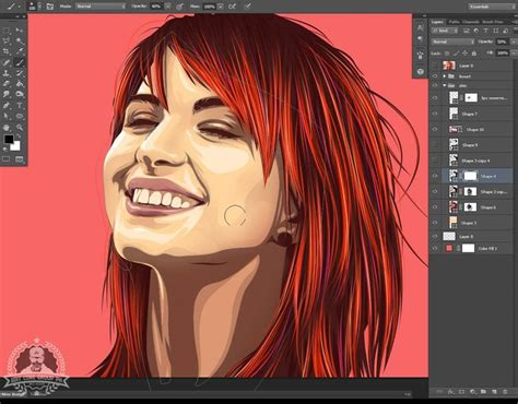 tutorial vektor vexcel 951 best images about vector portrait vexel tutoriais