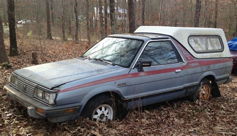 Turbo Traction 1984 Subaru Brat