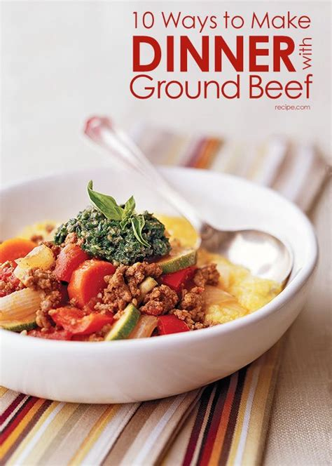top 28 ways to prepare ground beef 3 ways to cook ground beef less meat todays woman new