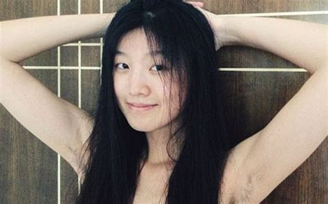 hair armpit olderwomen pictures chinese women don t shave their body hair here s why