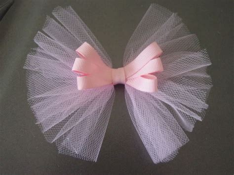 learn how to make bows free hair bow tutorial and video my new double layered tutu bow tutorial hip girl