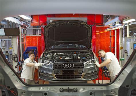 Werksbesichtigung Audi by Werksf 252 Hrung Audi Www Felber Reisen At