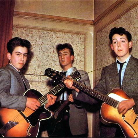 earliest color photos earliest color photo of 3 4 of the beatles the