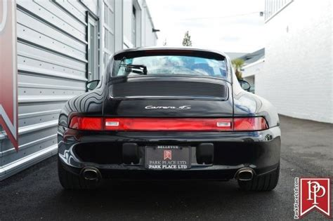 widebody porsche 993 porsche 993 widebody s 4s how to buy