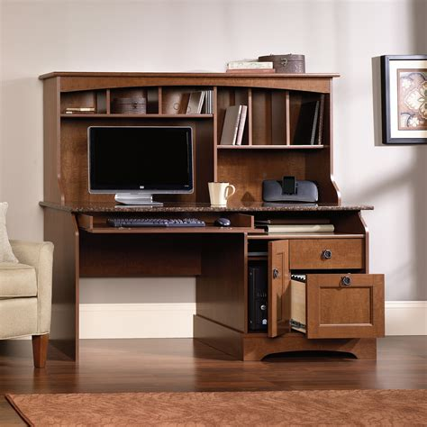 sauder computer desk with hutch 5 fascinating small computer products for your work