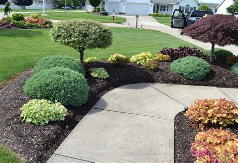 Landscaping Ideas Gallery Landscaping Ideas With Photos Pictures Sidewalk Of Rsz Dsc