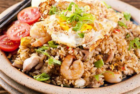 delicious nasi goreng gila  jakarta food