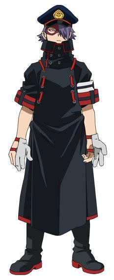 seiji shishikura boku  hero academia wiki fandom